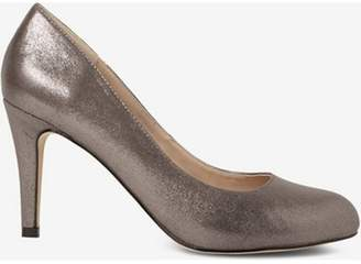 Dorothy Perkins Womens Grey Pewter 'Dallas' Court Shoes