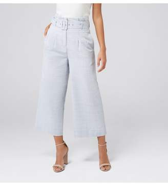 Ever New Becca High Waist Belt Culottes