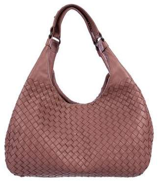 Pre-Owned at TheRealReal · Bottega Veneta Intrecciato Leather Hobo 5c514ea8ec938