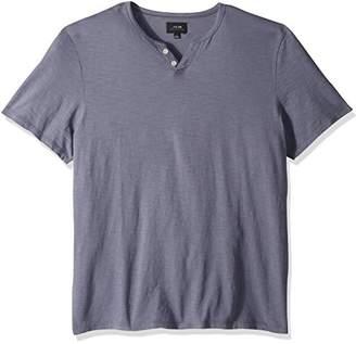 Joe's Jeans Men's Wintz S/s Slub Henley
