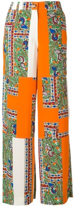 Tory Burch Something Wild trousers