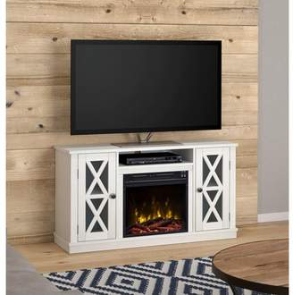 "Breakwater Bay Emelia 48"" TV Stand with Optional Fireplace"
