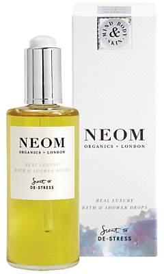 Neom Organics London Real Luxury Bath & Shower Drops, 100ml