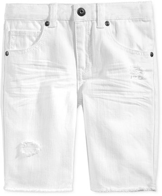 Epic Threads Frayed Ripped Jean Shorts, Toddler & Little Boys (2T-7), Only at Macy's $20 thestylecure.com