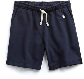 Todd Snyder + Champion The Warm Up Short In Original Navy