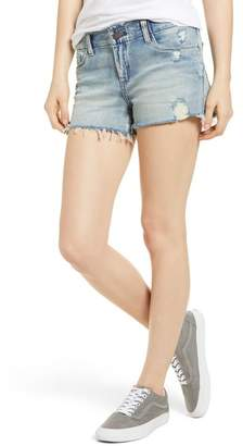 Blank NYC BLANKNYC Denim The Astor Distressed Cutoff Denim Shorts (Unsung Hero)