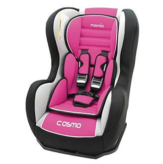 Kurt Geiger Mycarsit MyCarSit Nania Car Seat for Kids 0 to 18