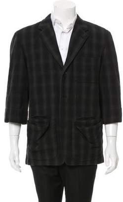 Ann Demeulemeester Wool-Blend Sport Coat
