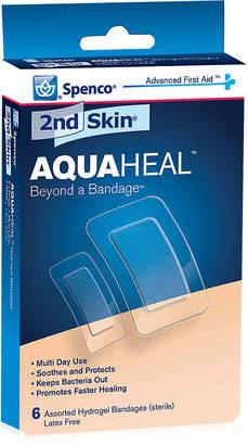 clear Implus Shoe Care 2nd Skin AquaHeal Hydrogel Bandages Women's