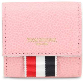 Thom Browne Leather Coin Case