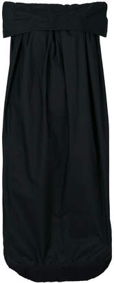 Ter Et Bantine bardot panel dress