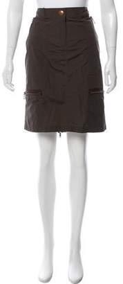 Celine Knee-Length Pencil Skirt