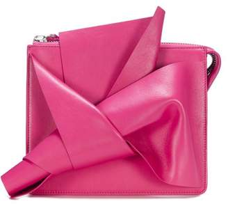 N°21 N.21 Abstract Bow Clutch