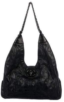 Chanel Paris-Dallas Coco Supple Hobo