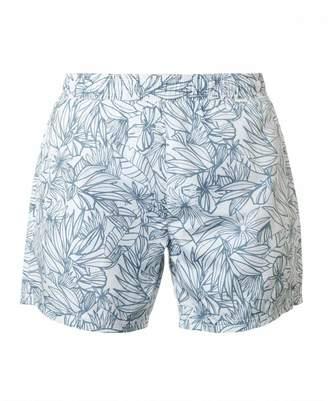 Boss Black Swimwear Needlefish Swim Shorts