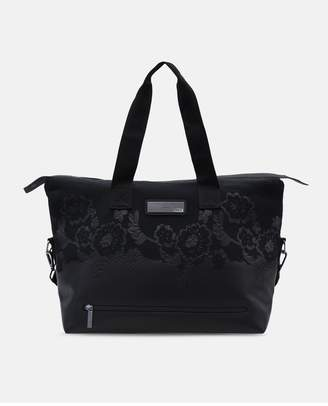 adidas by Stella McCartney Black Gym Bag