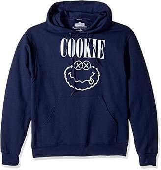 Sesame Street Men's Cookie Monster Hoodie