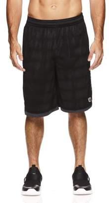 AND 1 Men's Knit Polyester Mesh Basketball Shorts