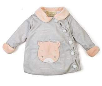 Bunnies by the Bay 10001104 Purr-ty Kitty Scallop Jacket