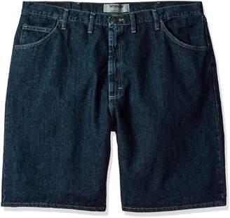 Wrangler Men's Big and Tall Authentics Classic 5 Pocket Denim Short