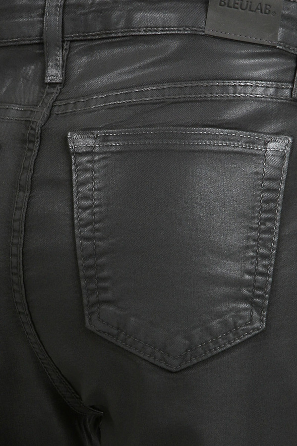 Bleu Lab Bleulab 8-Pocket Anti Fit in Steel/ Steel Coating