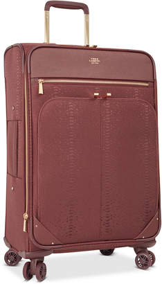 """Vince Camuto Ameliah 24"""" Expandable Softside Spinner Suitcase"""