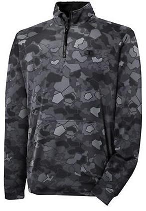 Champion Tech Fleece Quarter Zip Pullover