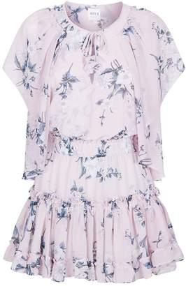MISA Los Angeles Lullu Floral Mini Dress