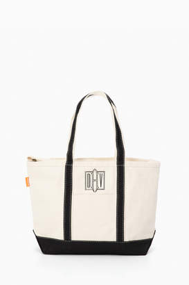 CB Station Navy Medium Boat Tote