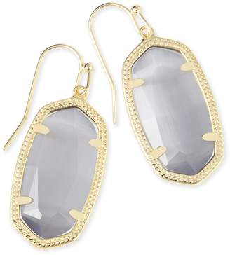 Kendra Scott Dani Drop Earrings in Gold