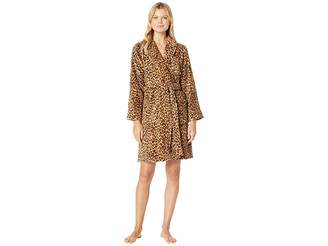 Lauren Ralph Lauren So Soft Short Shawl Collar Robe