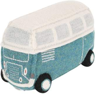 Oeuf Vw Bus Baby Alpaca Stuffed Toy