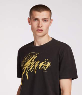AllSaints Paris Crew T-Shirt