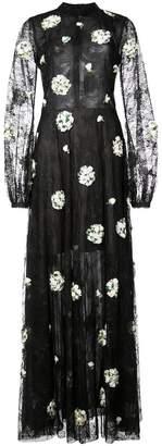 Sachin + Babi Zarine lace gown