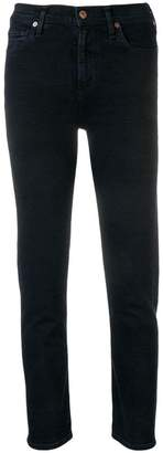 Citizens of Humanity Harlow high rise skinny jeans