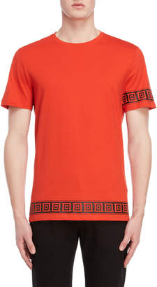 e2e6a9bdc5e692 Men Red T-shirt - ShopStyle