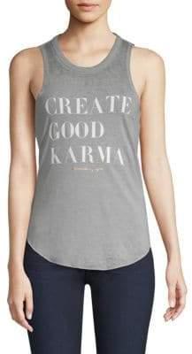 Spiritual Gangster Good Karma Tank Top
