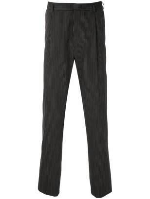 Bottega Veneta nero steel wool pant