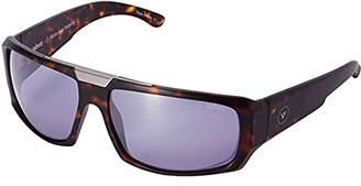 Revo Men's Unisex RB 1004 Bono Collection Apollo Wraparound Polarized Sunglasses Wrap