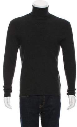 Ralph Lauren Black Label Merino Wool Turtleneck Sweater