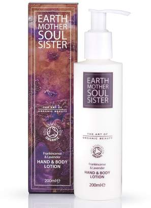 EARTH MOTHER SOUL SISTER - Frankincense & Lavender Hand & Body Lotion