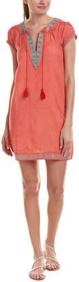DAY Birger et Mikkelsen Sulu Collection Silk-Blend Shift Dress