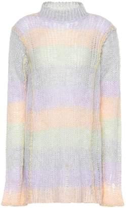 Acne Studios Mohair-blend sweater