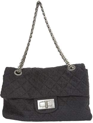 Chanel 2.55 Wool Travel Bag