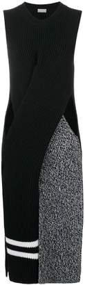 DAY Birger et Mikkelsen MRZ panelled knit dress