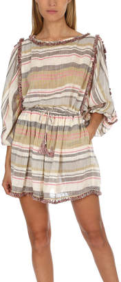 Zimmermann Mercer Stripe Day Dress