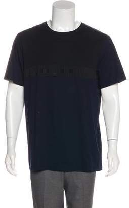 Christian Dior Paneled Bee T-Shirt