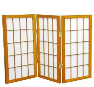 Oriental Furniture Shoji Room Divider