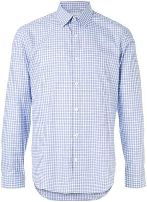 Cerruti checked shirt