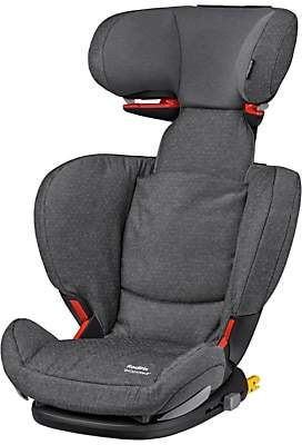 Maxi-Cosi RodiFix AirProtect Group 2/3 Car Seat, Sparkling Grey